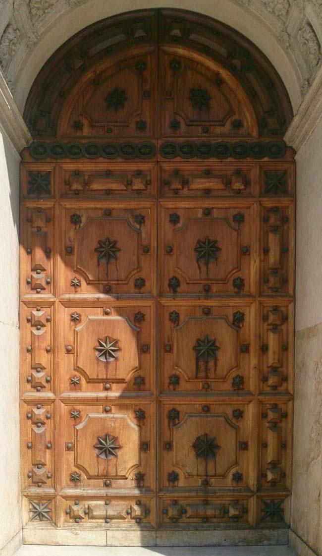 Portone Duomo Reggio Emilia Prima