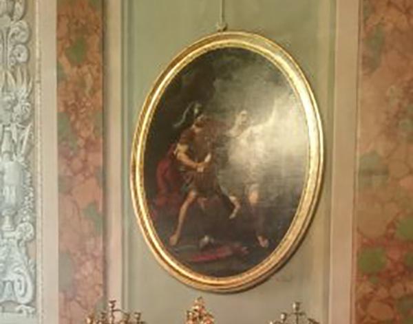 Restauro Cornici Dipinti Reggio Emilia
