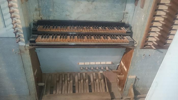 Restauro Strumenti Musicali Organo Guastalla